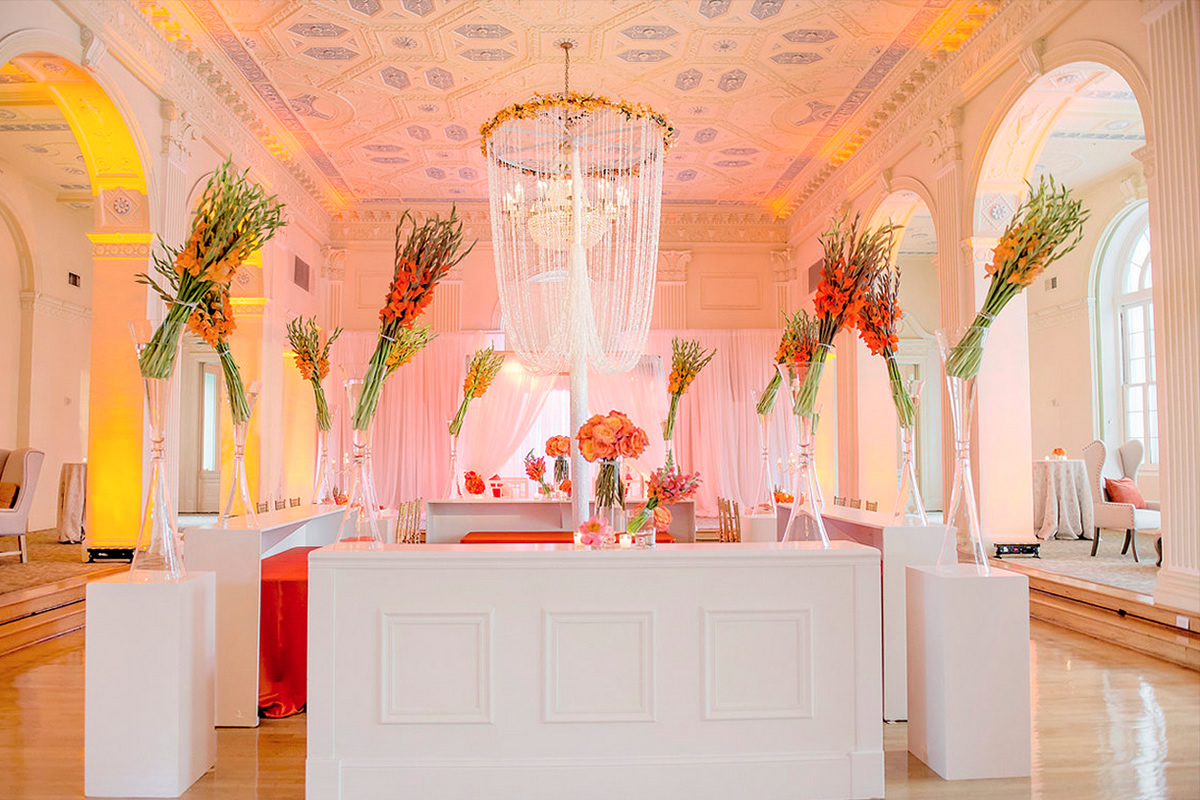 The Imperial Ballroom at The Biltmore Ballrooms. Photo: Milanés Photography.