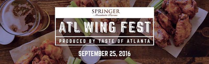 Wing Fest Atlanta
